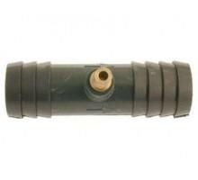 Клапан антисифон для сливного шланга стиральной машины  (17x17)