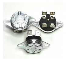 Термостат (термопредохранитель) четырехконтактный самовозвратный 85гр. 16А
