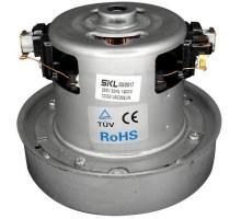Мотор пылесоса 'SKL' 1400W, H=116mm, D130, зам. VAC021UN, 11me63*