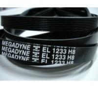Ремень для стиральной машины EL1233 H8