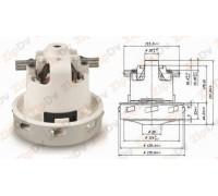Мотор пылесоса 1400w (моющий) E064200027