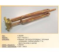 Нагревательный элемент RCT TW3 PA 2,5 кВт M6