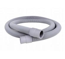Шланг сливной для стиральной машины 1,5м. прямой (19/30)