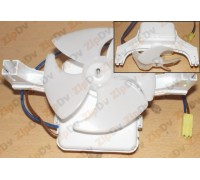 Мотор-вентилятор в сборе для холодильника Beko
