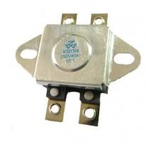 Термостат (термопредохранитель) квадратный 95 град. 40А 250V KSD304