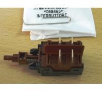 Кнопка для стиральной машины Indesit/Ariston SWITCH NA+NA