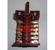 Переключатель 8701 Ханса 7позиций 250V 16A
