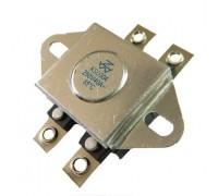 Термостат (термопредохранитель) квадратный 85 град. 40А 250V KSD304