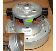 Мотор пылесоса 1400W H=119,5mm,D140, инд.упак аналог Samsung