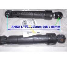 Амортизаторы ANSA (КОМПЛ.-2шт.), 60N L170…225mm, BOSCH-00439565