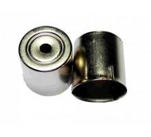 Колпачок магнетрона СВЧ 15mm (круглое отверстие)