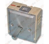 Переключатель мощности конфорок стеклокерамики двухзонный EGO 50.55021.100