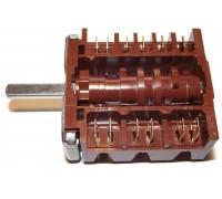 Переключатель 7 позиционный для конфорки Ariston Indesit Beko Candy Hansa Whirlpool EGO 46.27266.813