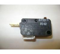 Микровыключатель микроволновой печи Samsung 125/250 VAC, 16A