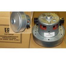 Мотор пылесоса 1800W H=119, D135, VCM-K70GUAA зам. VCM1800un