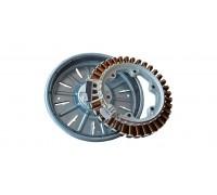 Мотор для СМА LG прямой привод В сборе