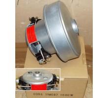 Мотор пылесоса 1600w, H=119/48mm, D135/85, с выступом