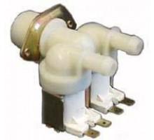 Клапан для стиральной машины двухходовой 2x180