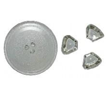 Тарелка для микроволновки D= 245mm