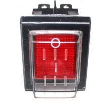 Кнопка с термозащитой