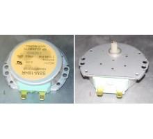 Мотор вращения поддона СВЧ SSM-16HR, 21V-3W, 5/6RPM, пластиковый шток H=6mm Samsung, LG
