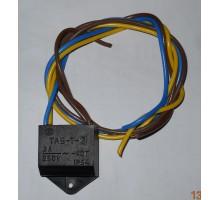 Тепловое реле ТПП ТАБ-Т2 с термовыключателем 4-х концевое для холодильников INDESIT KSD-8003