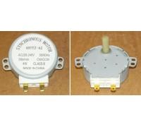 Мотор СВЧ  49TYZ-A2, H=17mm 4W, 5/6 r/min, 220V