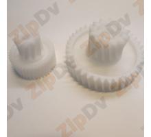 Комплект шестеренок электромясорубки Philips HR2728, HR2726-90