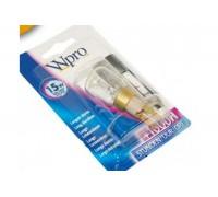 Лампочка для холодильника 15w T25 для холодильника Whirlpool WPRO