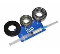 Ремкомплект бака стиральной машины SAMSUNG (204+203+сальник оригинал+смазка) ОРИГИНАЛ