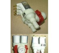 Клапан для стиральной машины двухходовой 2x90