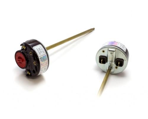 Термостат для водонагревателя круглый с термошкалой  RTM 300 CE 20A 250v
