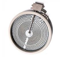 Электро конфорка стеклокерамическая D=230 2100Вт. 2-х зонная
