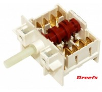 Переключатель мощности 'Dreefs 5HE066' 7-позиций шток-23mm. HANSA 8002197