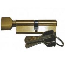 Цилиндр DL-02 80 (30 верт*10*40) СP перекод.с верт.цилиндровый механизм