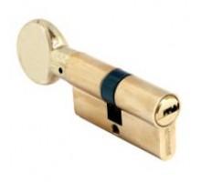 АЛЛЮР HD FG 80-5K ВP (30*10*40G) латунь перф.ключ/верт Цилиндровый механизм (50,10)